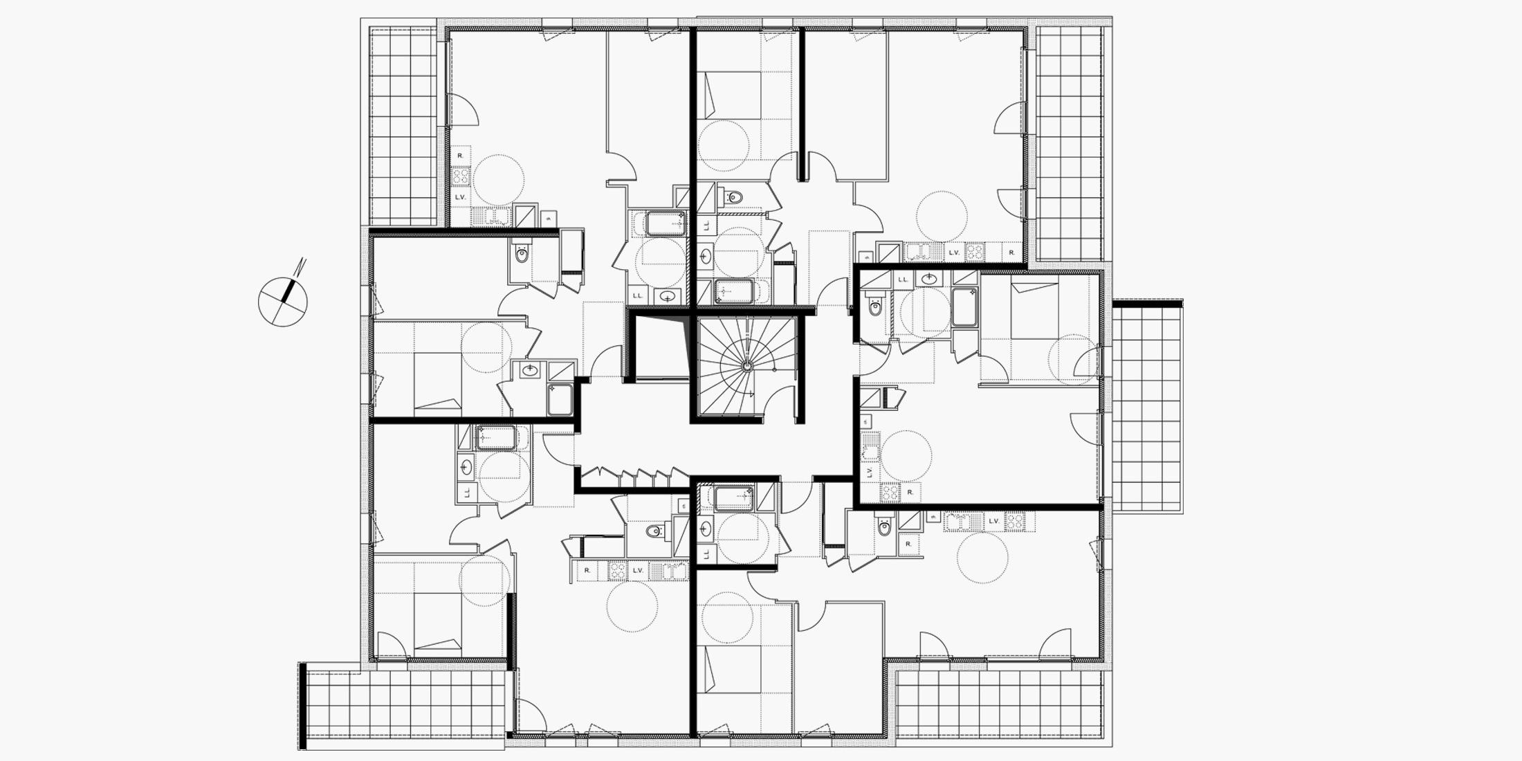 Plan pour permis de construire maison, garage, extensions - Savoie Plan - Les Contemporaines