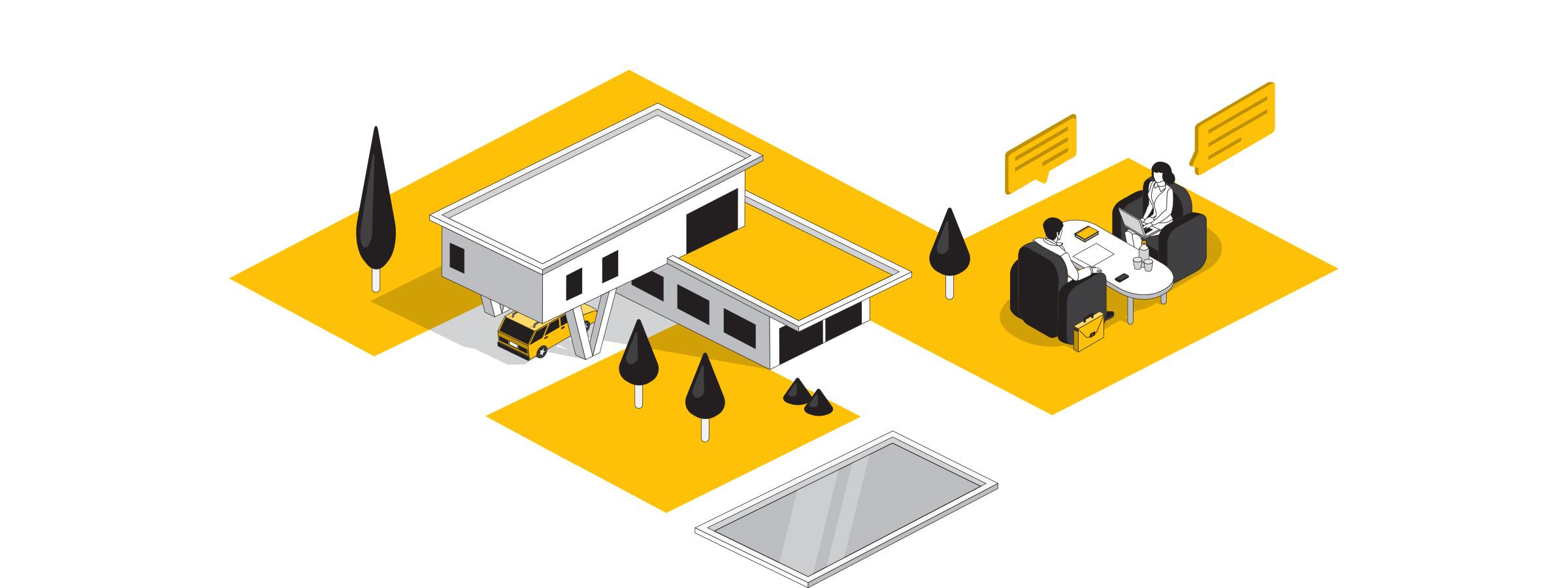 Illustration pribcipale de la page clients particuliers de Savoie Plan