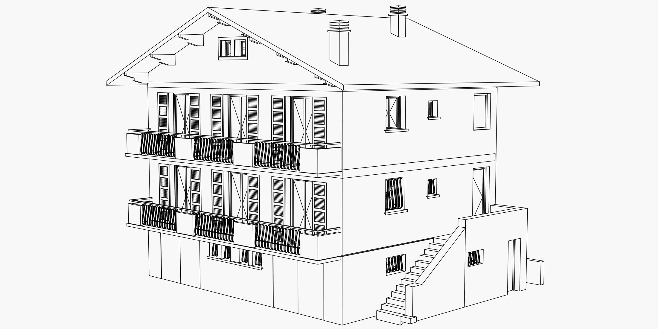 Rénovation maison en pierre, bois Savoie et Haute Savoie - Savoie Plan